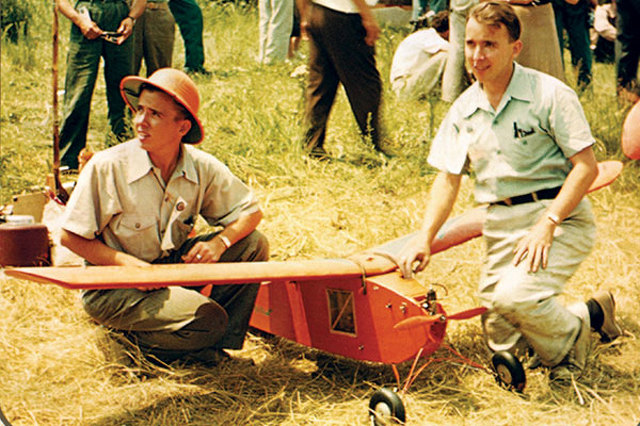 Model Aviation Has Roots in Centre County