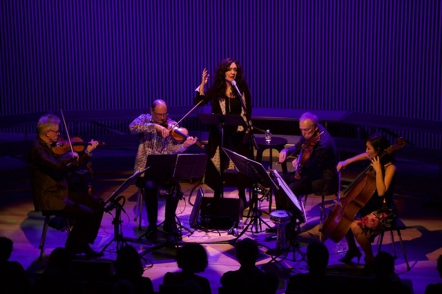 Kronos Quartet to Perform Music from Muslim-Majority Nations at Penn State