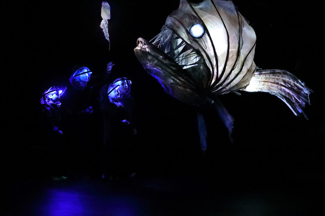 'Prehistoric Aquarium Adventure' Multimedia Show Coming to Eisenhower Auditorium