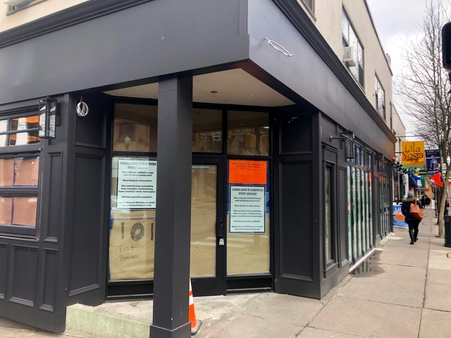 New Cocktail Lounge and Restaurant Coming to Downtown State College
