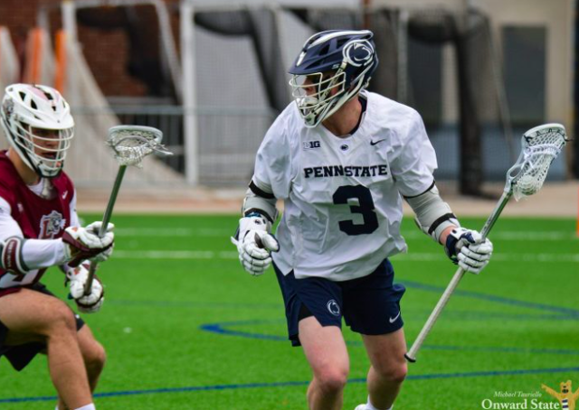 Mac O'Keefe Announces Return To Penn State Men's Lacrosse