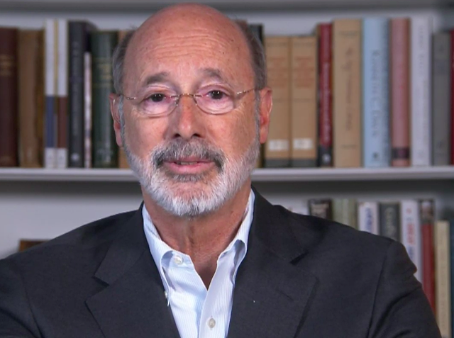 Gov. Wolf Says All Pennsylvanians Should Wear a Mask in Public