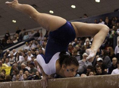 State College Pa Womens Gymnastics For The Football Fan