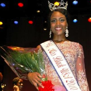 Just Crowned, Miss Black USA Is A Penn Stater