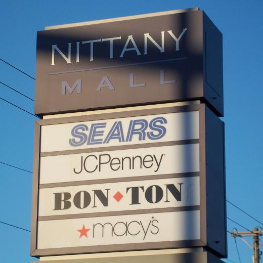 The State of the Nittany Mall: A Business in Flux