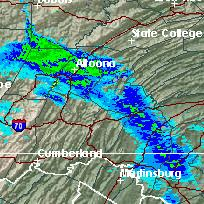 Freezing Rain Advisory Issued for State College Area