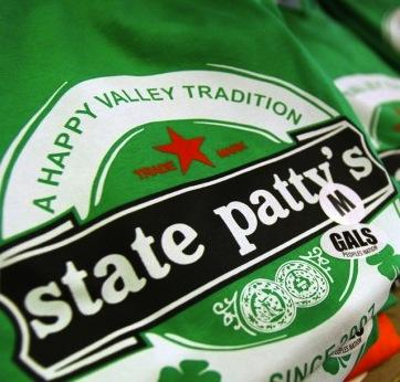 POLL: How Will You Spend State Patty's Day?