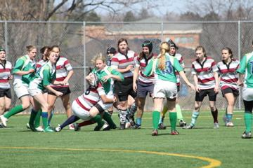 PHOTO ESSAY: State College Girls Rugby Club Continues 'Storied History'