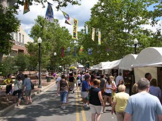 Central Pennsylvania Festival of the Arts: A Cultural Olympics