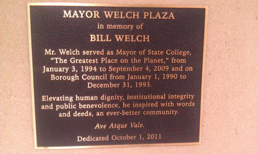 Welch Plaza