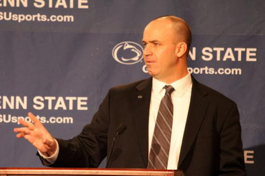 Bill O'Brien Ready to Become Penn State Football's Father