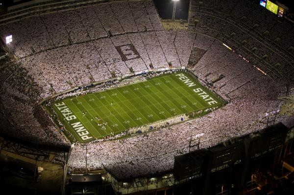 State College Pa Penn State Football Ticketing Error