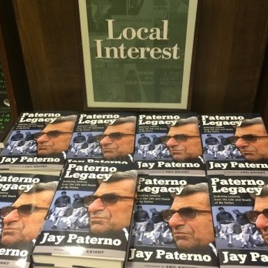 Jay Paterno's New Book Released Early at Barnes & Noble