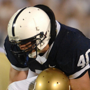Dan Connor Becomes West Chester Linebackers Coach