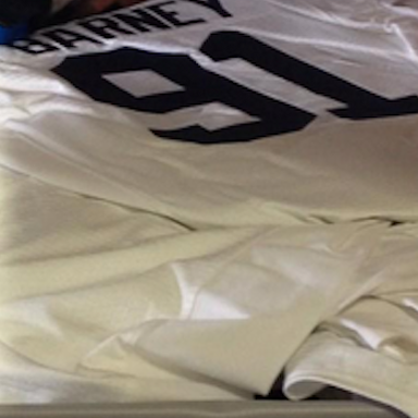 Penn State Jerseys With Names Being Sent to Ireland