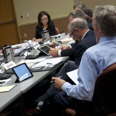 BOT Discusses Freeh Report Resolution in Executive Session