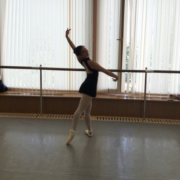 State College dancer studies at Bolshoi Ballet Academy