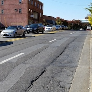 Road Repairs Likely to Cause Traffic Delays on North Atherton Street