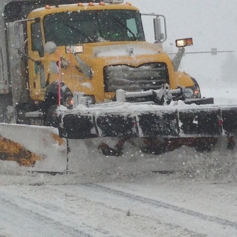 Winter Storm Expected to Bring Heavy Snow Monday, Schools Closed