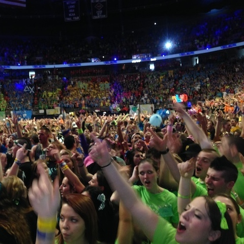 The IFC/Panhellenic Dance Marathon: What If There Were No Greeks?