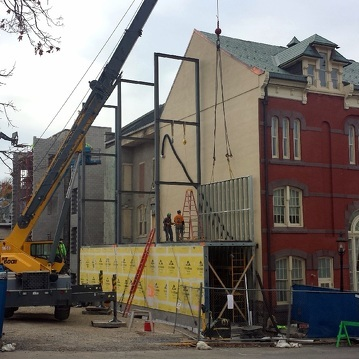 Temple Court project moving forward