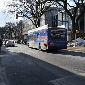 Bus wraps here to stay