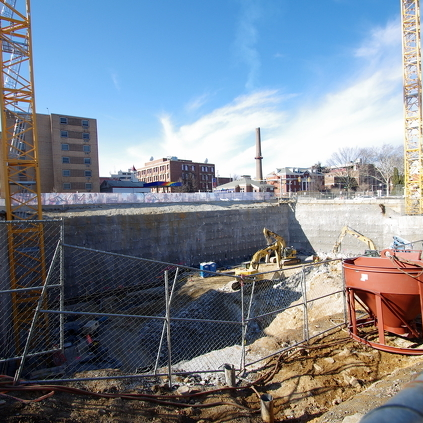 Metropolitan project remains on schedule