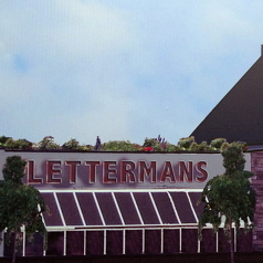 Damon's Grill Replaced by New LettermanS Restaurant
