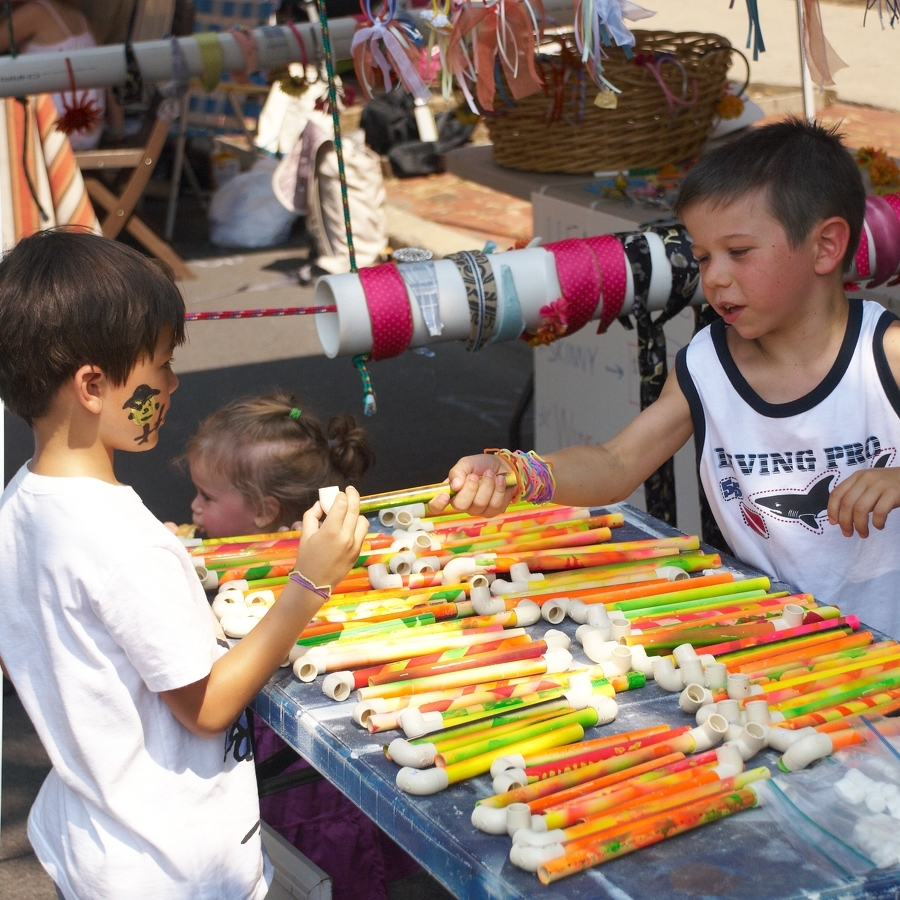 Arts Fest Kicks Off With A Day Dedicated To Kids