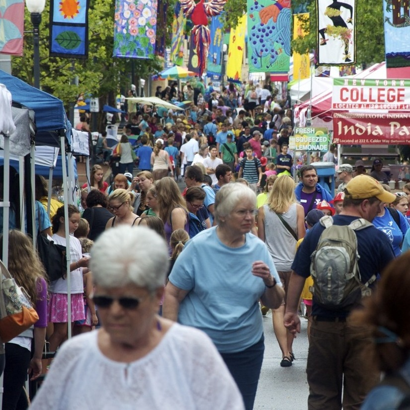 Arts Fest Forecast: Tornado Watch Posted With Storms Expected Thursday
