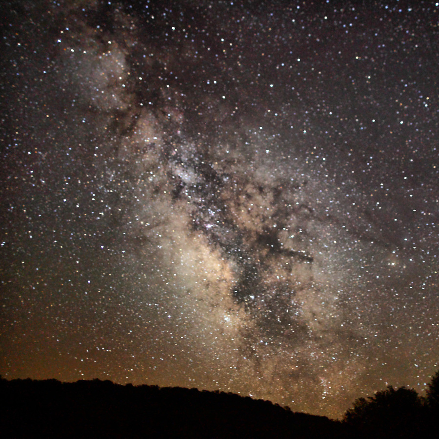 Weekend Getaway: Enjoy A Night Full Of Stars At Cherry Springs State Park