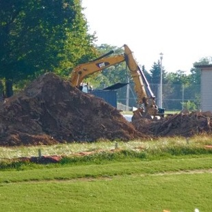 State High Getting Ready for Major Construction