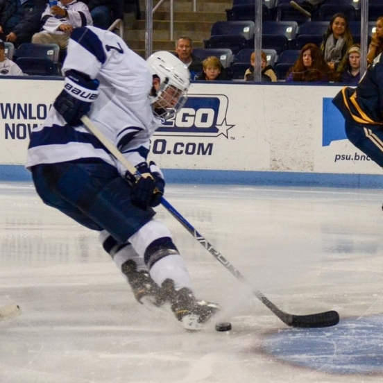 Penn State Men's Hockey Faces Notre Dame For First Time