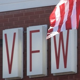 Reward Offered for Info on Stolen VFW Flags