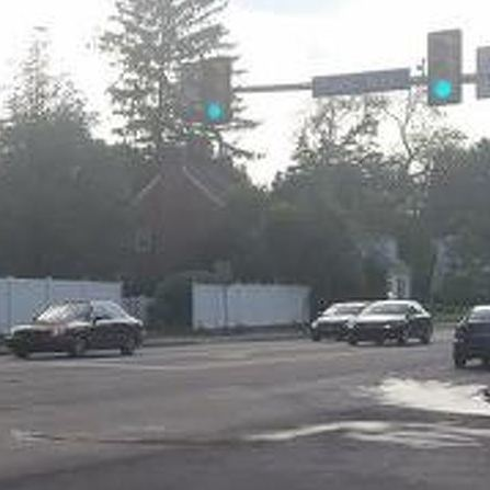 Park-Atherton Intersection Looms Large at Borough Council