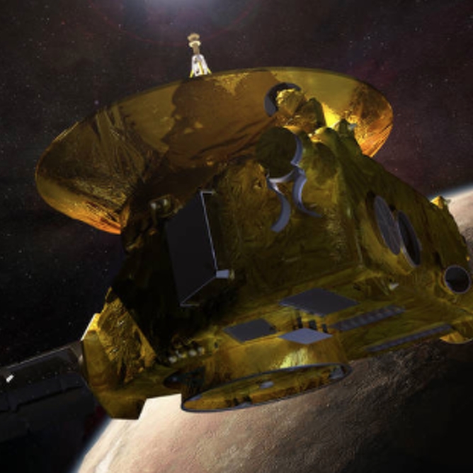 New Horizons Operator and Penn State Alumna to Speak Tonight