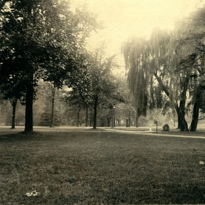Penn State History Lessons: Old Willow