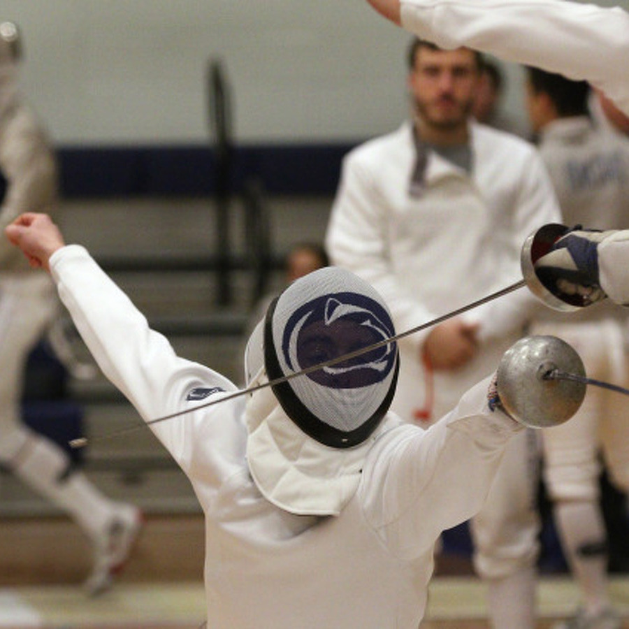 Freshman Fencer Takes Gold at Junior Olympics