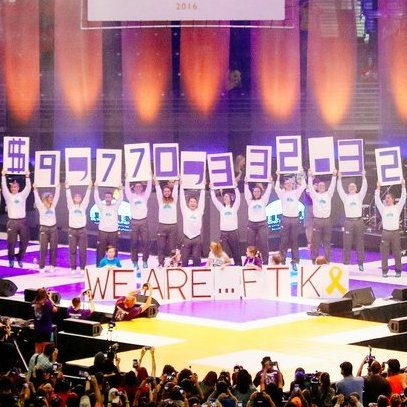 THON 2016: Don't Be Disappointed, Be Proud