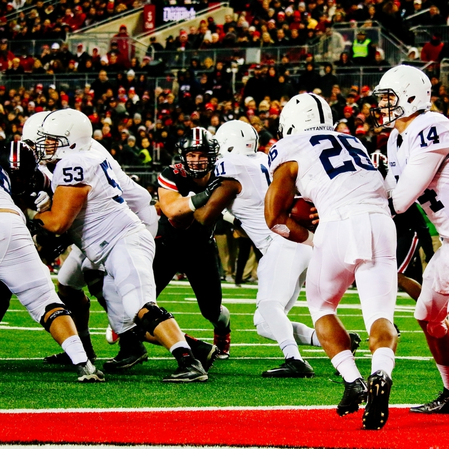 Countdown to Blue-White: Offensive Line Attempts to Turn the Corner
