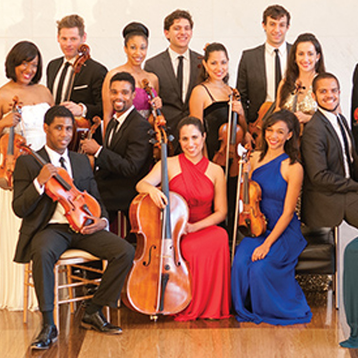 On Center: Classical Music Project