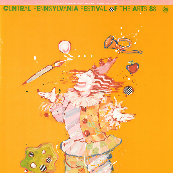 Arts Fest Celebrates 50th Anniversary with Poster Trail