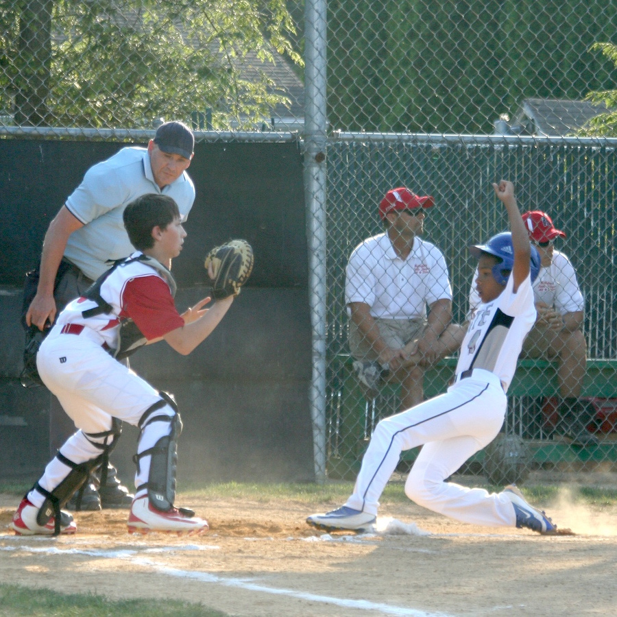 State College Tops Bellefonte to Open Little League Playoffs