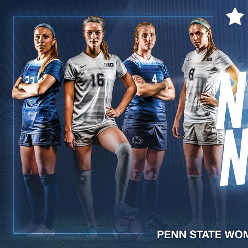 Penn State Women's Soccer Introduces New Nike Kits