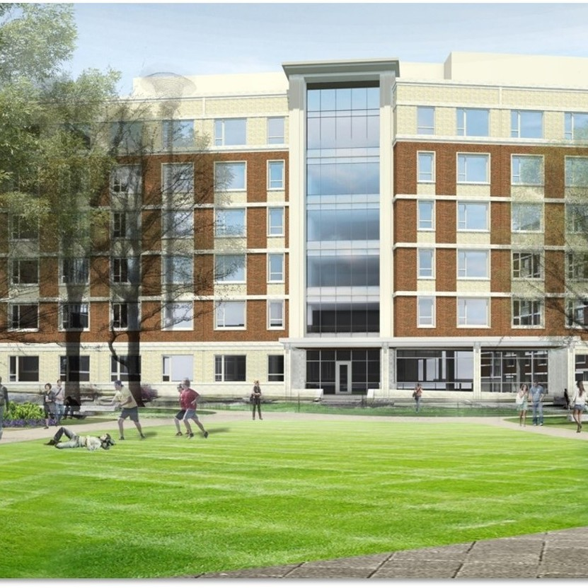 University Proposes Names for Two New Residence Halls
