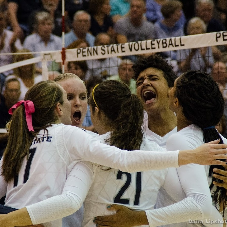 Penn State Women's Volleyball Ready for Redemption