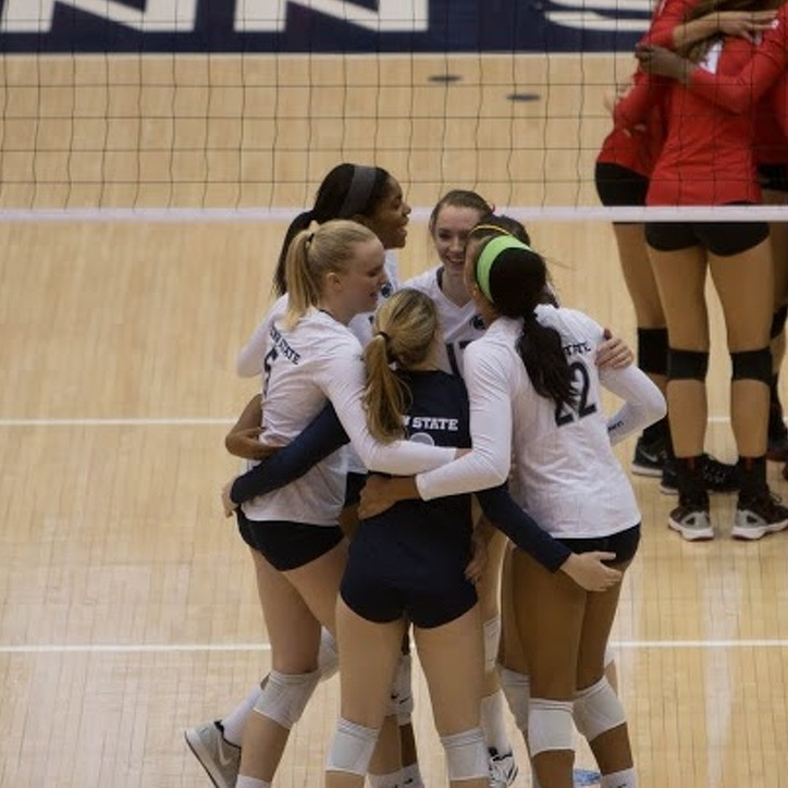 Penn State Women's Volleyball Searching for Identity After Early Loss