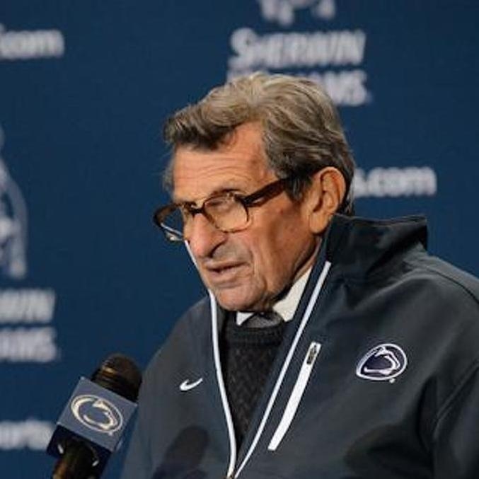 Penn State to Honor Joe Paterno During Temple Game