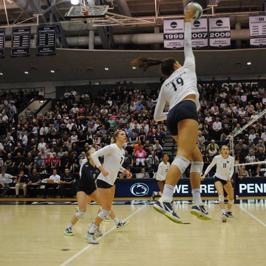 Penn State Women's Volleyball Knocks Off No. 1 Minnesota