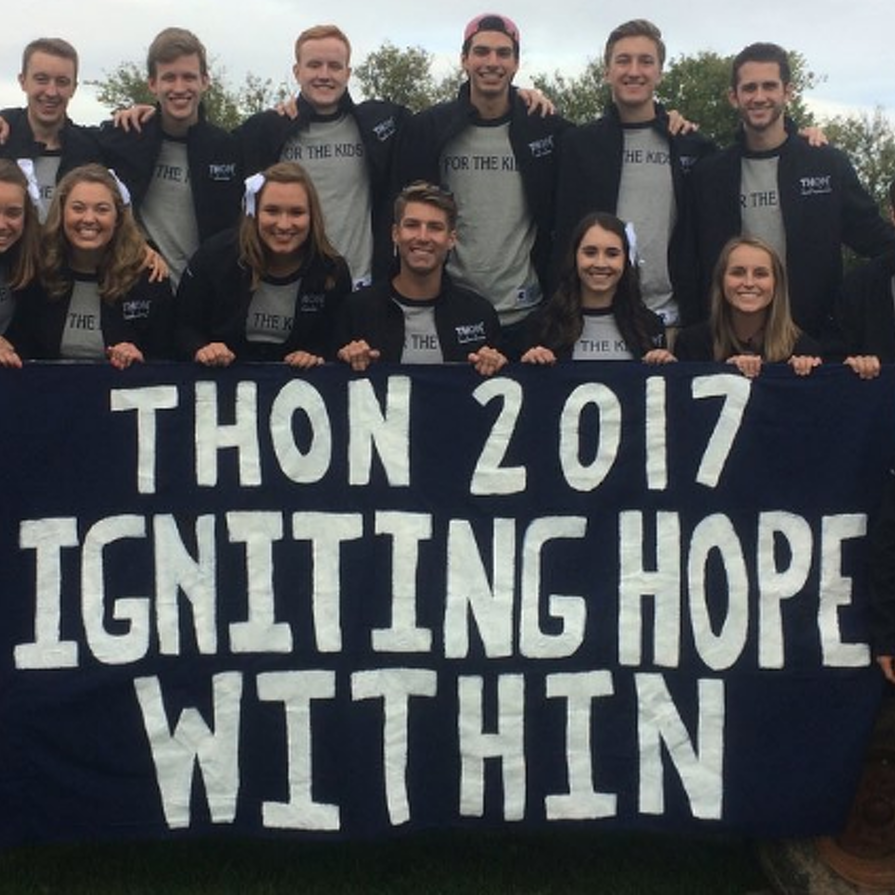 THON Announces 'Igniting Hope Within' As 2017 Theme